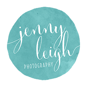 Jenny Leigh Photography logo